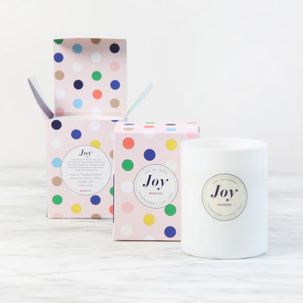 Joy Luxe Candle