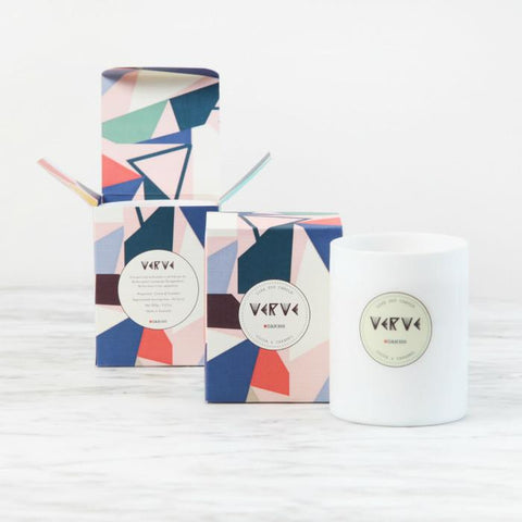 Verve Luxe Candle