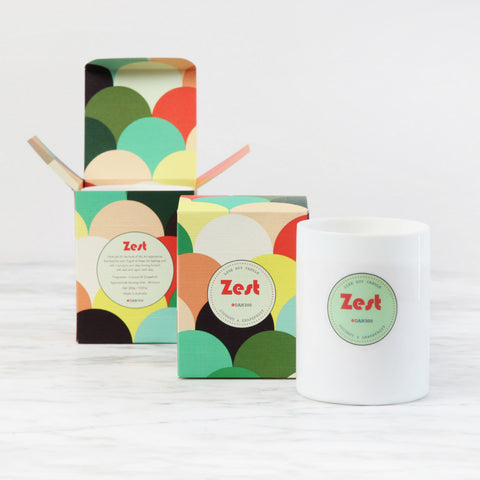 Zest Luxe Candle