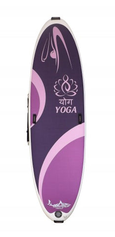 10′ Lemon Shark Yoga Board