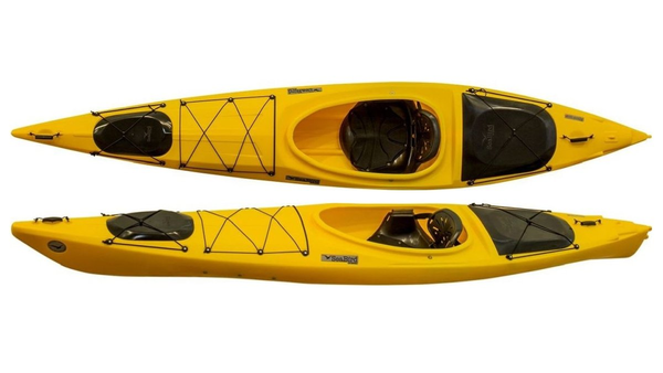 SeaBird Expedition Afjord Yellow
