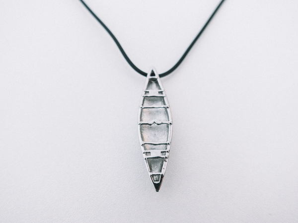 Canoe Necklace