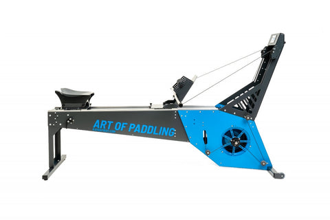 FULL ALL-IN-ONE ergometer with all the modules