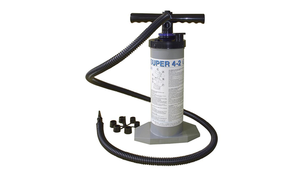 Double-action hand pump SUPER 4/2
