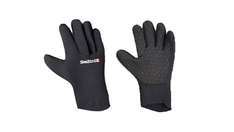 Seabird neoprene gloves