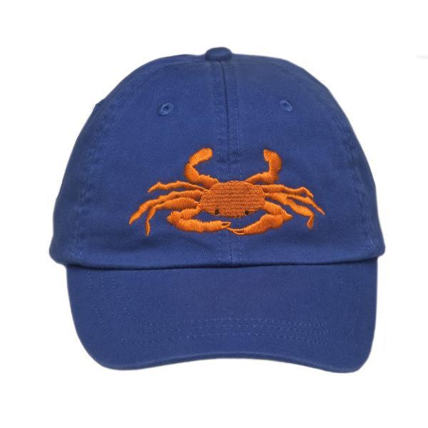Crab Hat (Royal Blue)