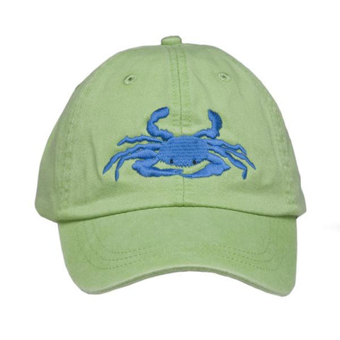 Crab Hat (Lime)