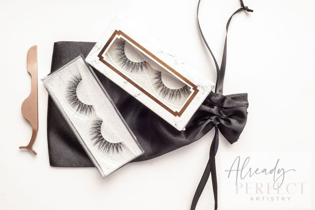 Mink Lashes - Natural Glam