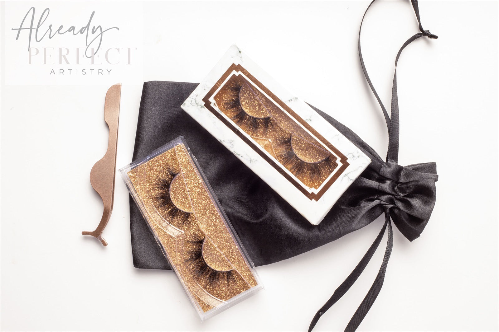 Mink Lashes - Luxe