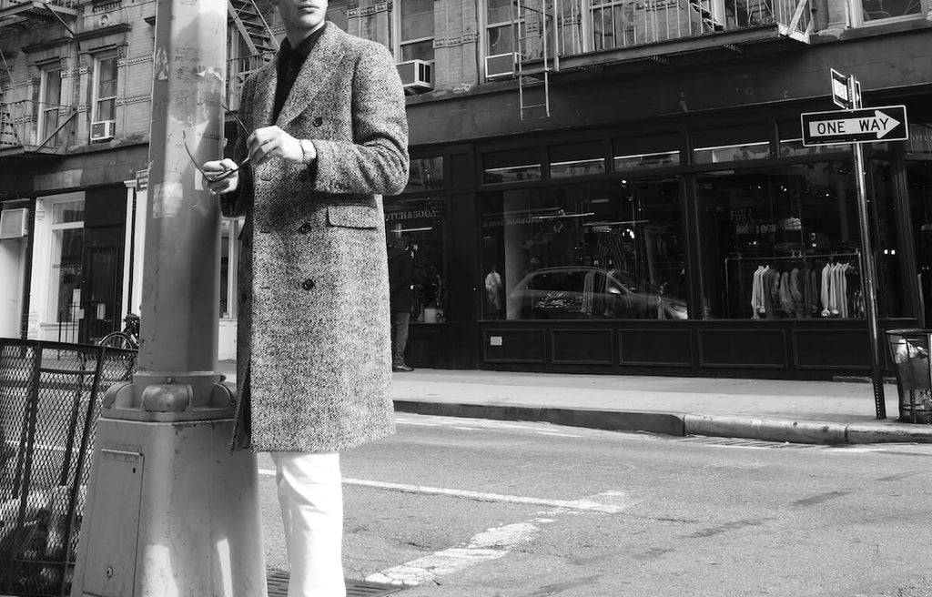 FIVE TIMES THE ULTIMATE OVERCOAT