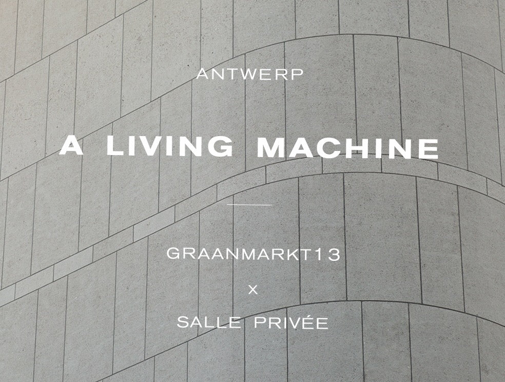 Antwerp - A Living Machine