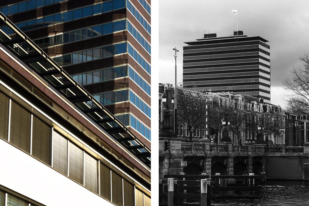 Autopon Building Architecture Amsterdam by Salle Privée