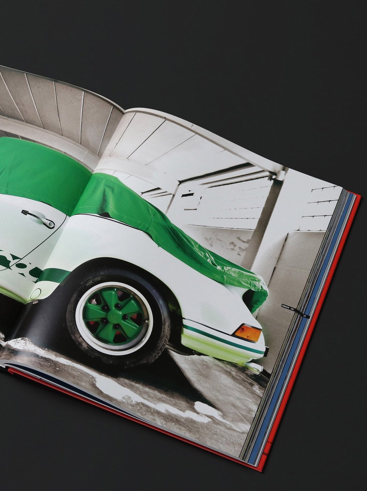 The Porsche Book: The Best Porsche Images By Frank M. Orel