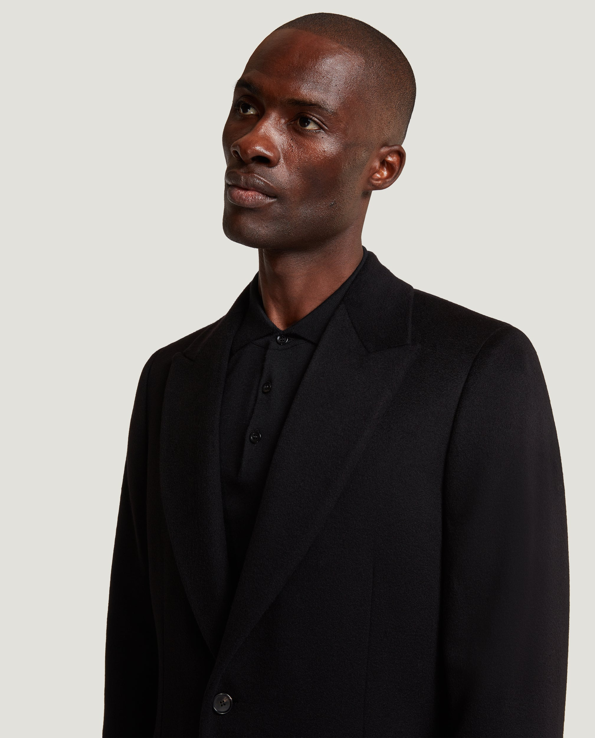 ROLF Single Breasted Cashmere Overcoat | MR PORTER EXCLUSIVE