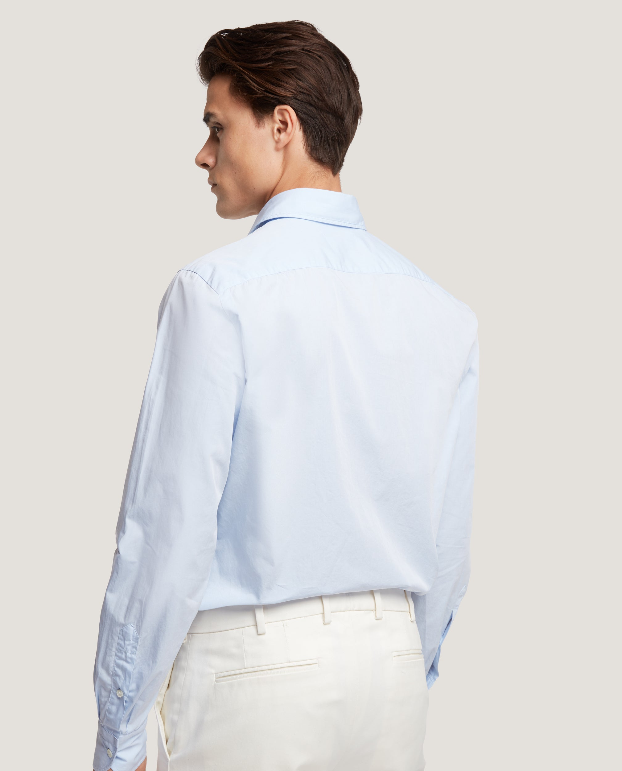 CURTIS Slim fit shirt | Light poplin