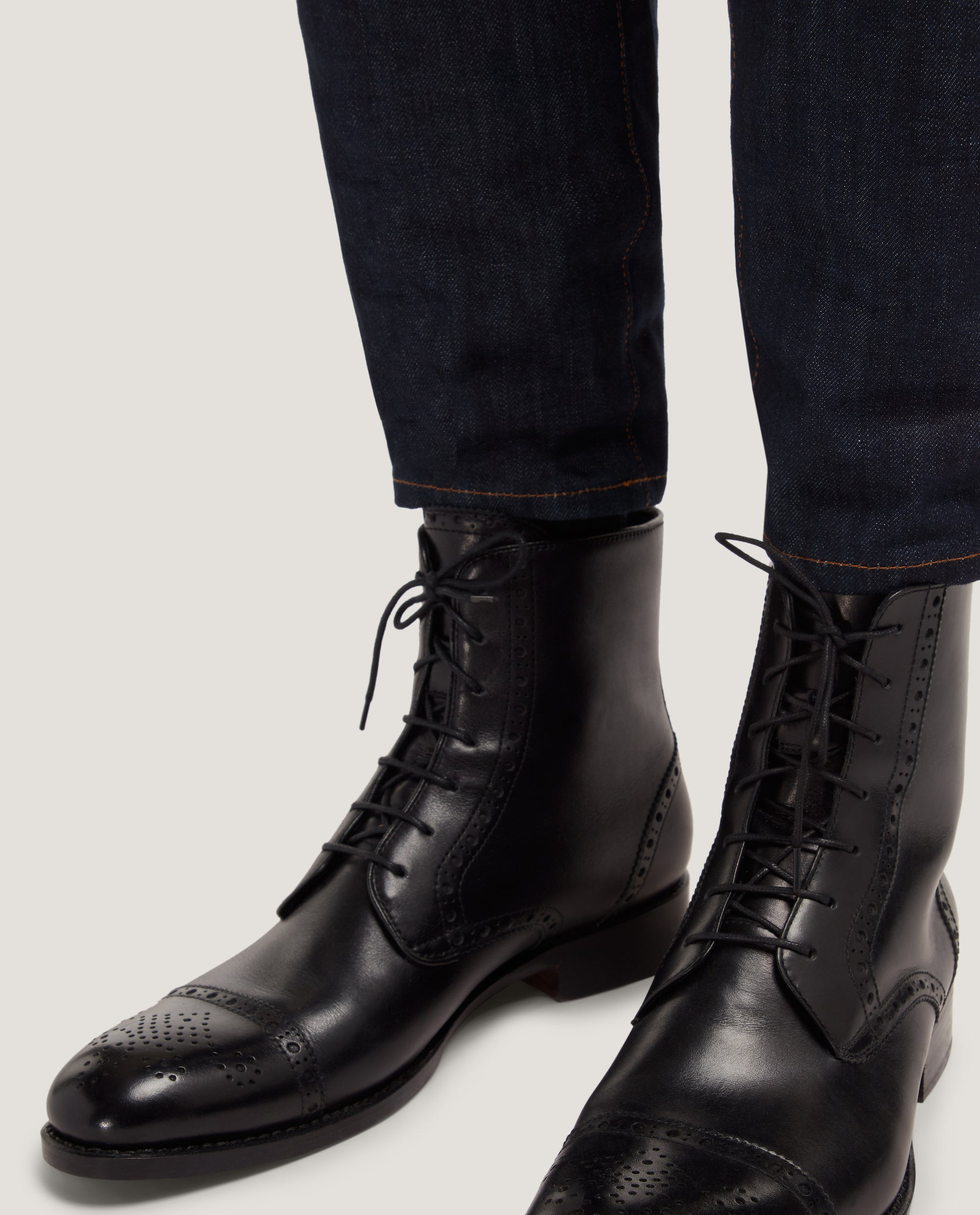 OLAV Lace Up Boot