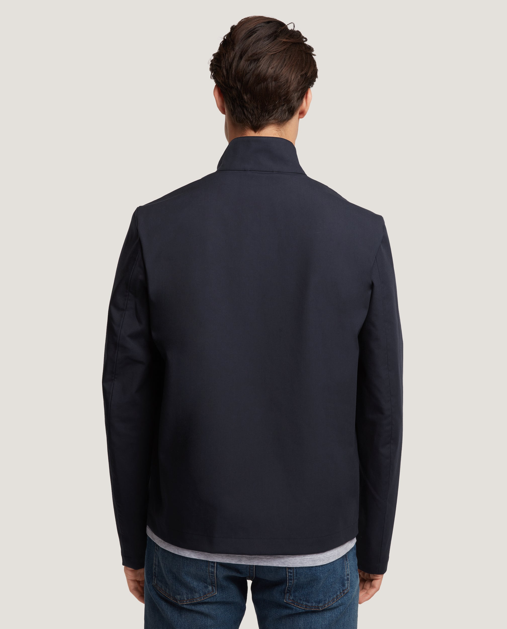 HARVEY Blouson jacket | Night Blue