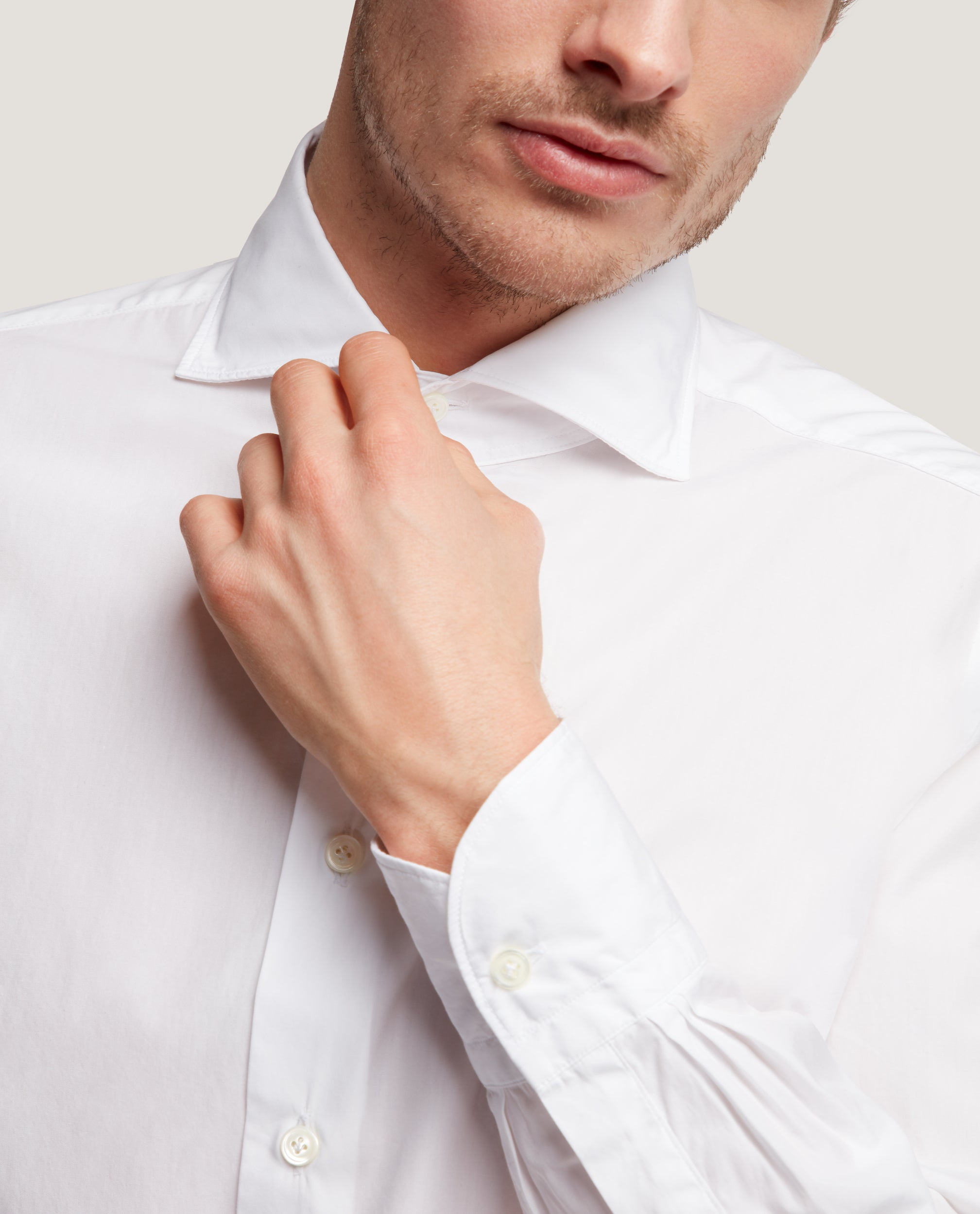 EVRON Slim fit shirt | Light poplin