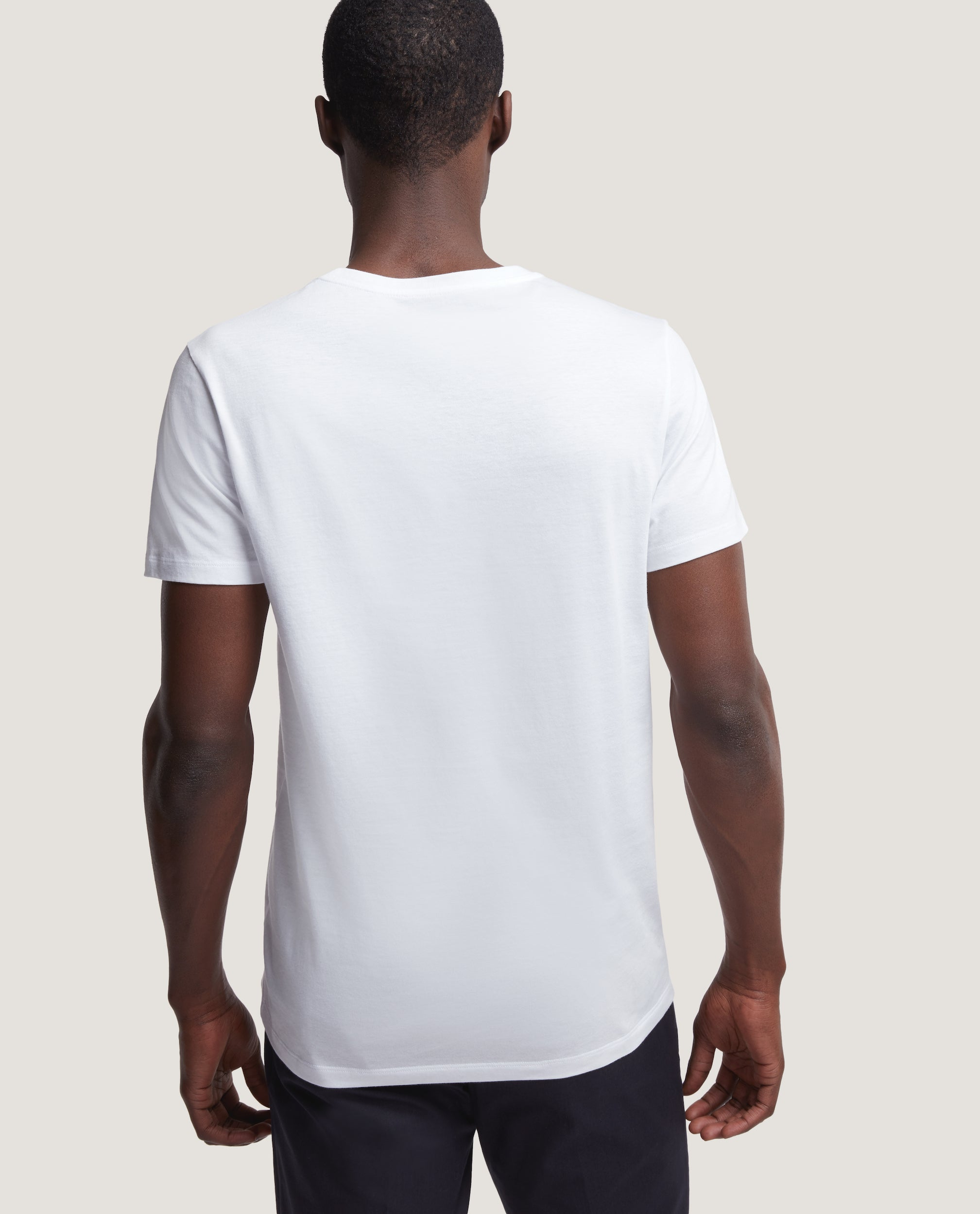 LOTHAR T-shirt | Cotton | White