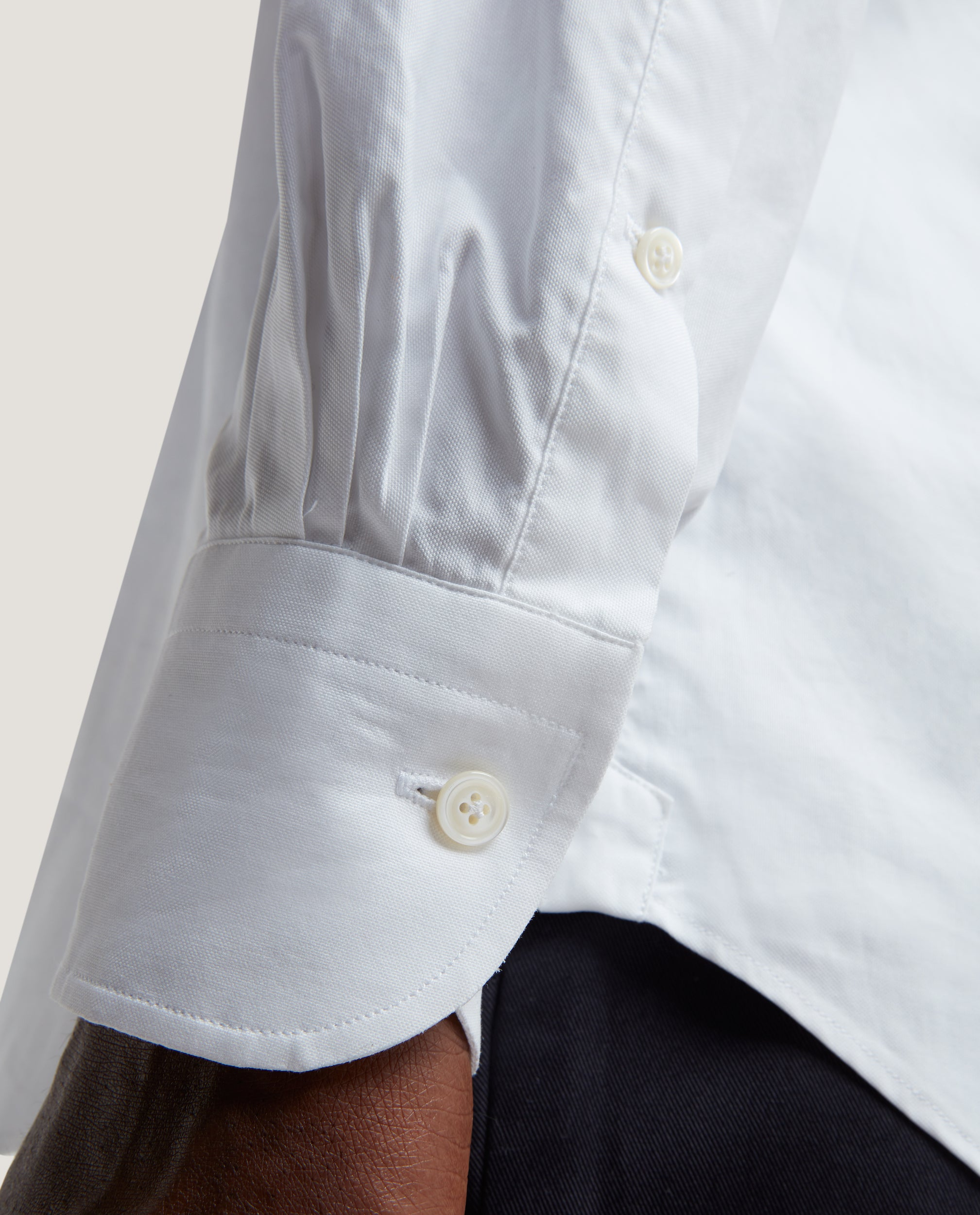 DALE Slim fit shirt | Oxford