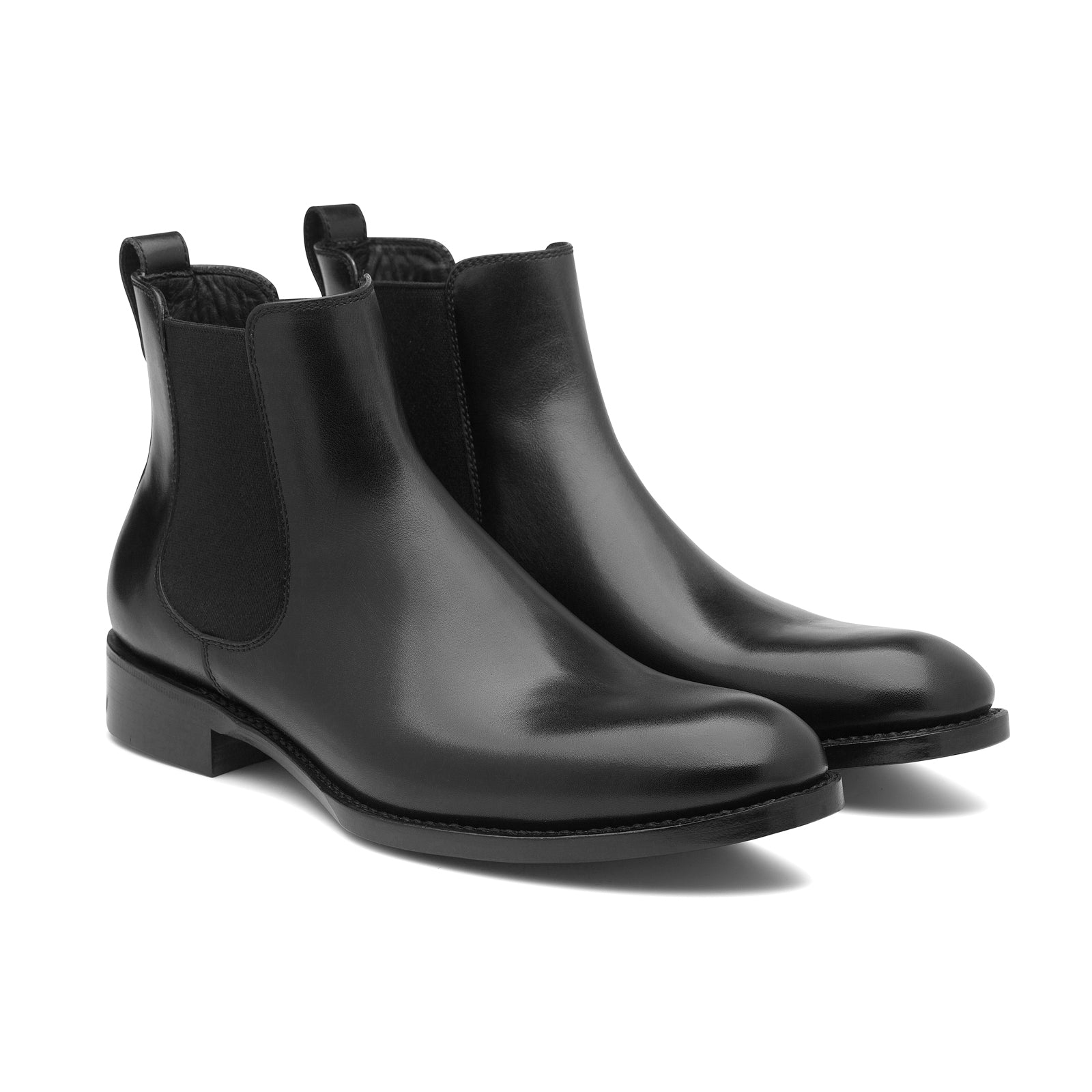 Walter Leather Chelsea Boots Salle Privée VRdmCQtRd