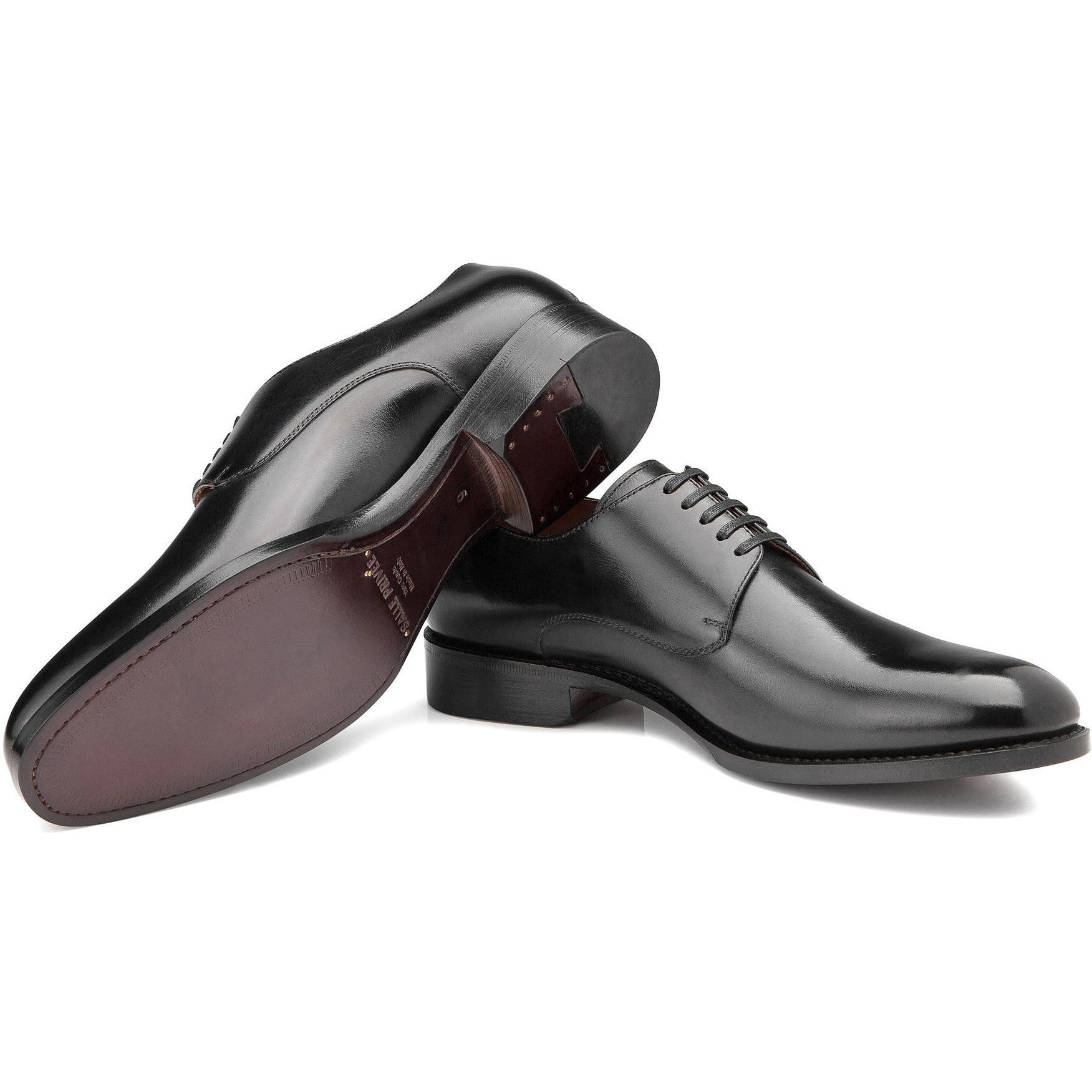LOGAN derby shoes-SALLE PRIVÉE