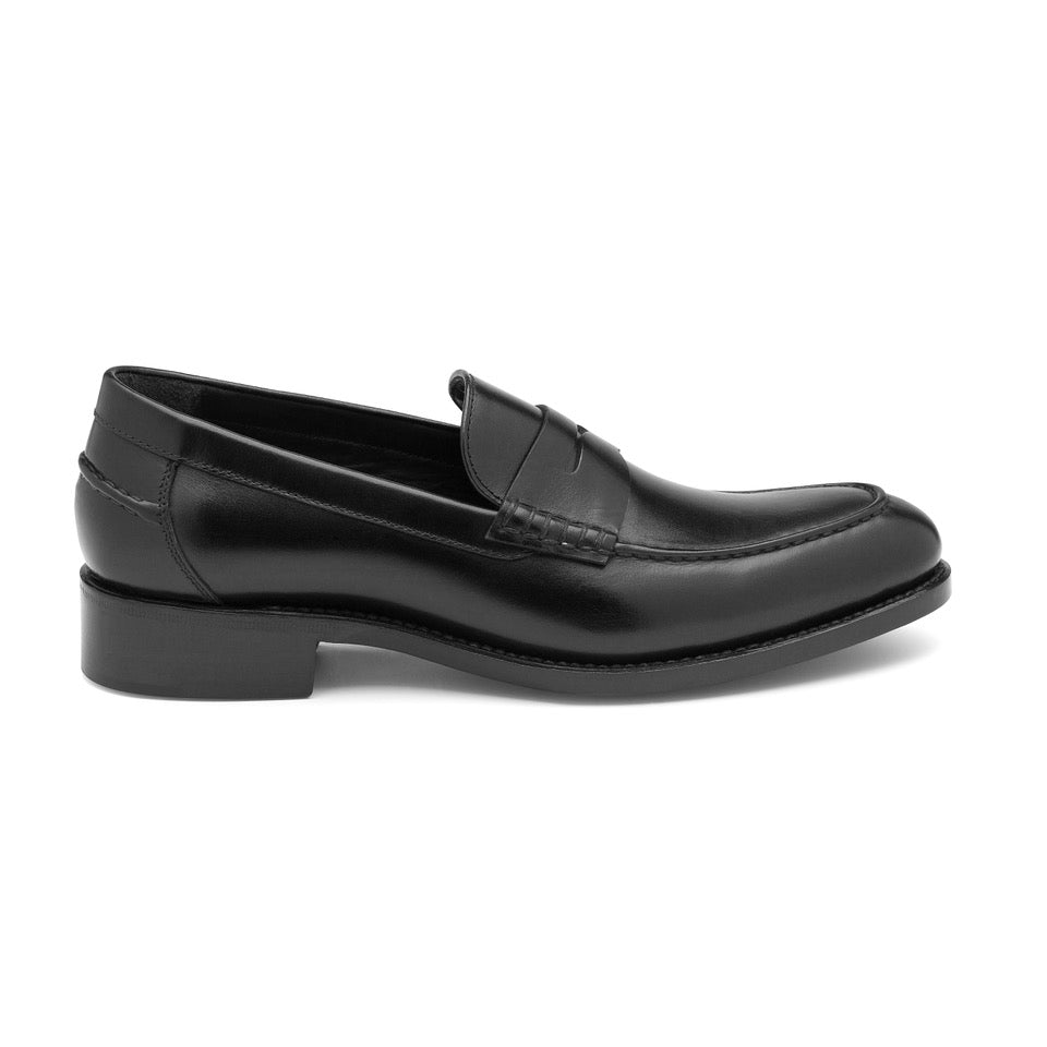 IAN Penny Loafers