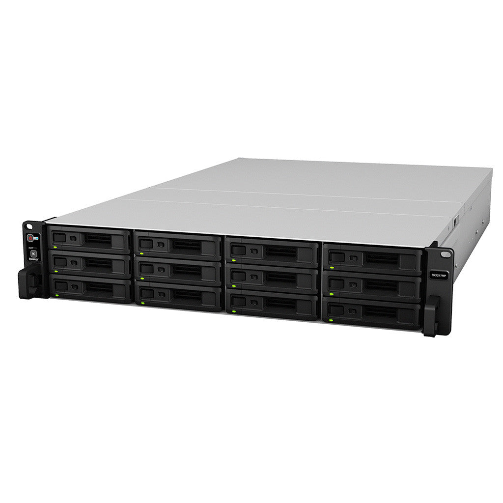 Synology RX1217RP 12 Bays Rackmount Expansion Unit for RS3617 range