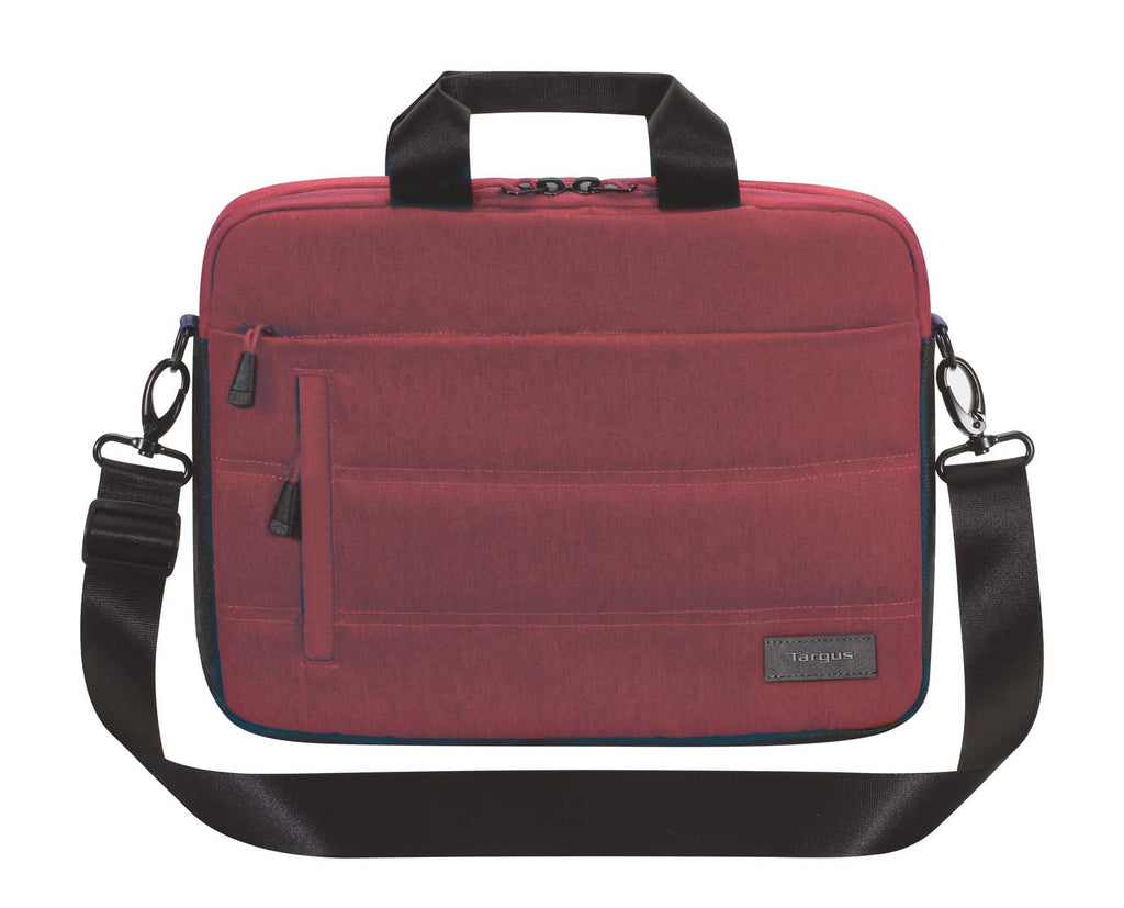 "Targus TSS83905-71 13"" GrooveX Slimcase for MacBook (Burgundy)"