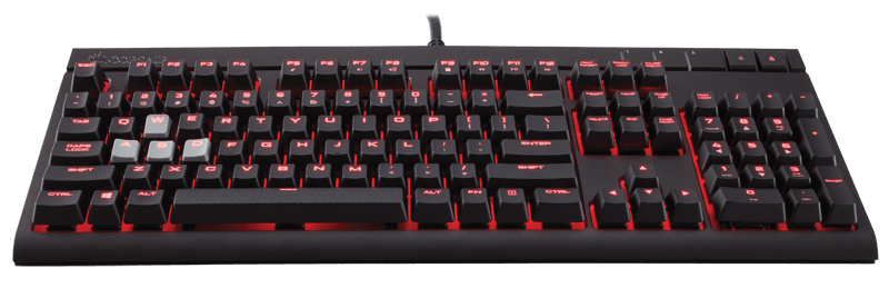 Corsair STRAFE Cherry MX Brown Mechanical Gaming Keyboard