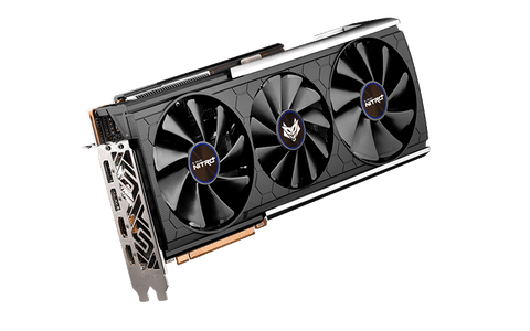 NITRO+ RX 5700XT 8GB GDDR6 HDMI / TRIPLE DP Graphic Card