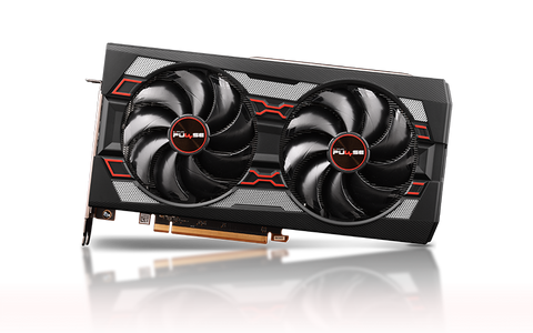 PULSE RX 5600 XT 6GB GDDR6 HDMI / TRIPLE DP OC Graphics Card