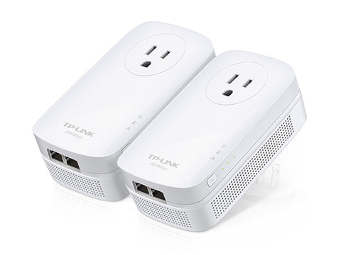 TP-Link TL-PA9020P KIT AV2000 Passthrough Powerline KIT
