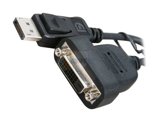 POWERCOLOR ACTIVE DP TO SL DVI-D ADAPTER CBL#6725