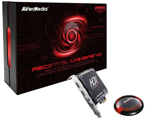 Aver Live Gamer HD is your best mate for tracking every in-game activity. Capture your local PC gameplay