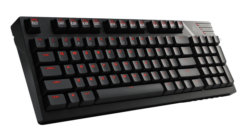 Cm Storm Quickfire Tk Kb Cherry Brown/White Led