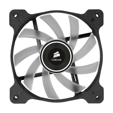 Corsair Air Series AF120 LED Quiet Edition High Airflow Fan Single Pack