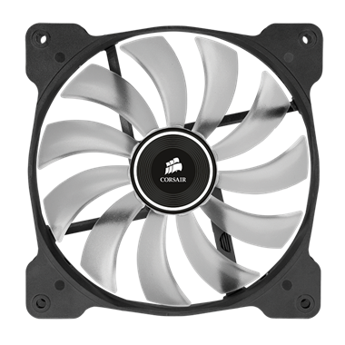 Corsair Air Series AF140 LED Quiet Edition High Airflow Fan