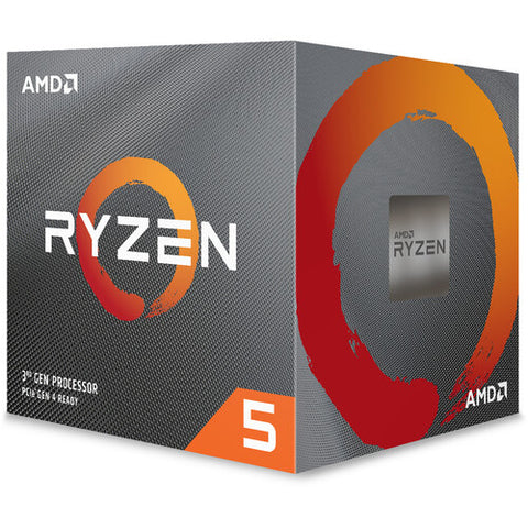 RYZEN 5 3600XT 6 Cores Processor with Wraith Spire Cooler