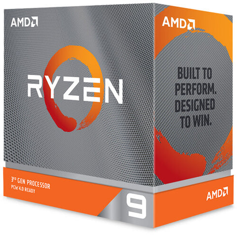 RYZEN 9 3900XT 12 Cores Processor without Cooler