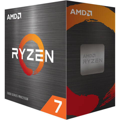 Ryzen™ 7 5800X Processor upto 4.7GHz | 8 Cores | 32MB L3 Cache | Cooler not included