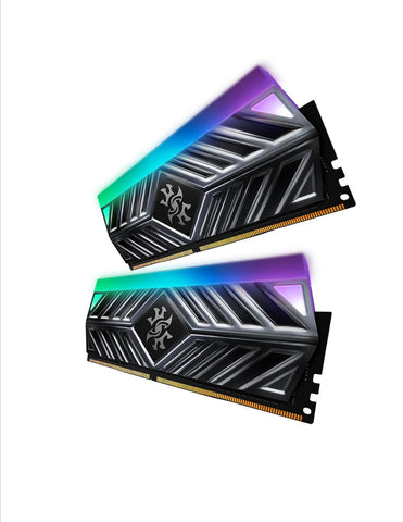 XPG SPECTRIX D41 DDR4 RGB RAM KIT of 2 | DDR4-3200 CL16