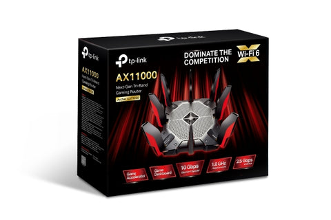 Archer AX11000 Next-Gen Tri-Band Gaming Router