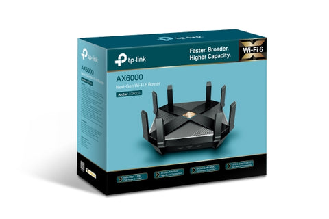 Archer AX6000 Next-Gen Wi-Fi Router