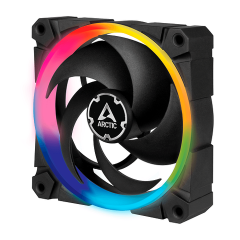 BioniX P120 Pressure-Optimised 120mm Fan w/A-RGB - Single Fan Pack