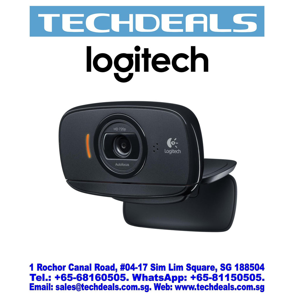 LOGITECH B525 HD WEBCAM [OEM PACK] (3Y)