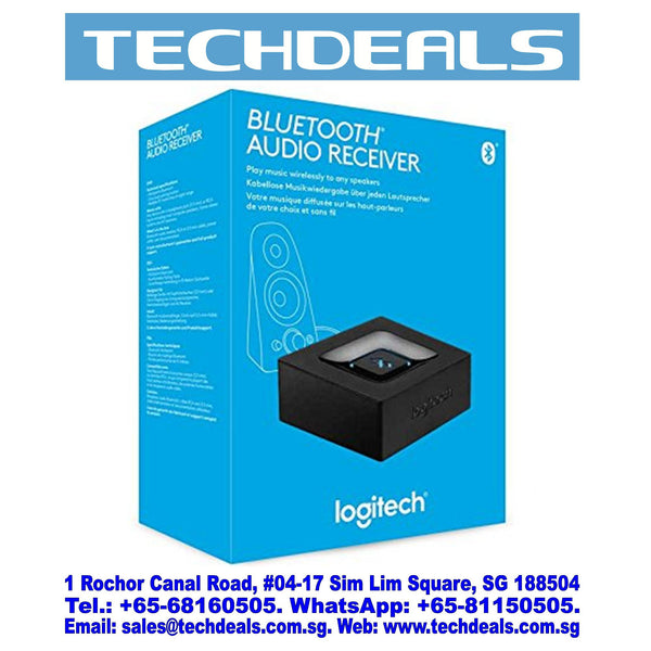 LOGITECH BLUETOOTH AUDIO RECEIVER (1Y)