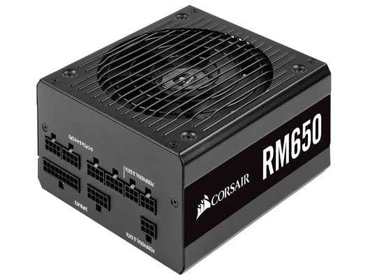 RM Series™ 80 PLUS® Gold Certified Fully Modular PSU | RM650 | RM750 | RM850
