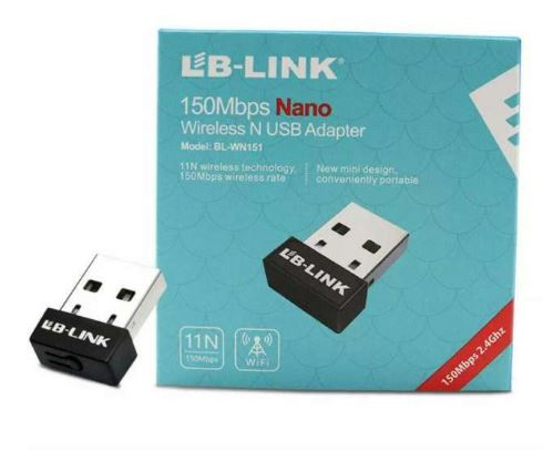 LB-Link Wn151 150Mbps Nano Wireless N USB Adapter