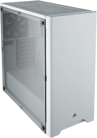 Carbide Series 275R Mid-Tower Gaming Case — White (Acrylic Windowed Edition)